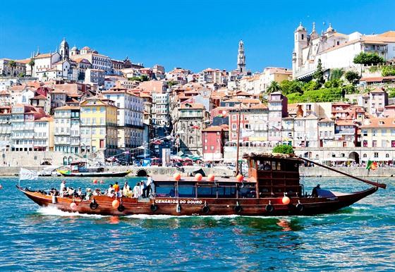 Plavba po řece Douro