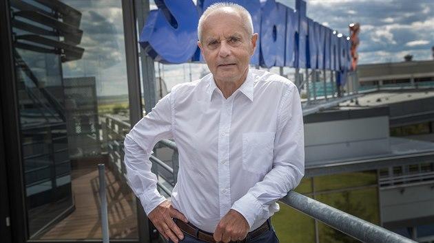 Jiří Šimáně, spolumajitel finanční skupiny Unimex Group