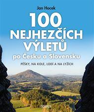 Obálka knihy 100 nejhezčích vıletů