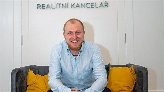 Lukáš Buček realitní makléř LET´S HOME
