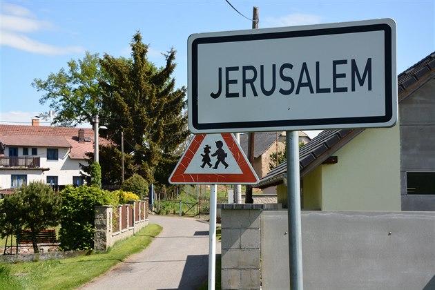 Jerusalem, součást Příbrami