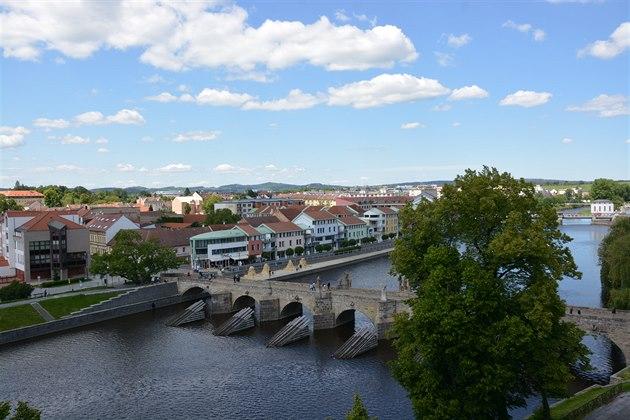 Portyč, část Písku nacházející se na Pražském předměstí na levém břehu Otavy, patří k nejstarším obydleným místům města. V současnosti už tu moc starých domů nenajdete.