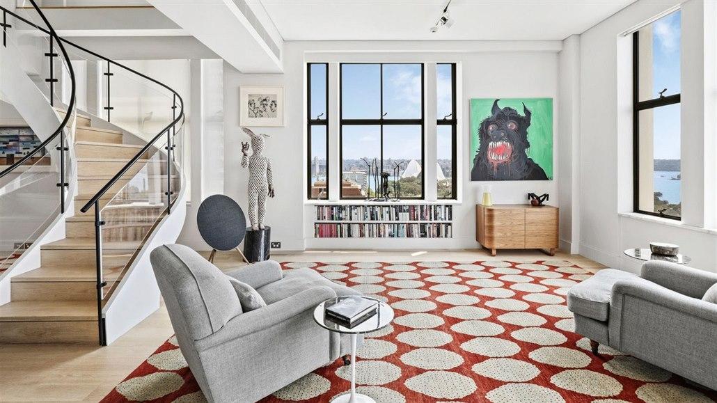 Cate Blanchettová prodává svůj poslední byt v Austrálii za 197 milionů
