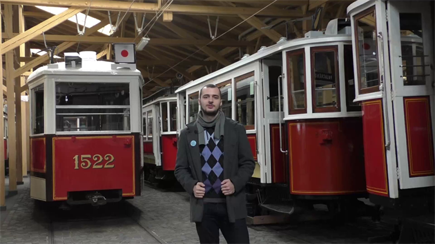Daniel Černý je členem Metrobusu od října 2018.