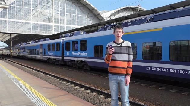 Rafael Filsak je v Metrobusu od ledna 2018.
