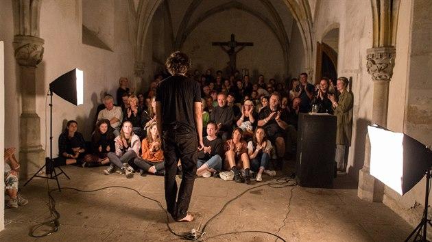 Představení Jidáš (Divadelní festival OLDstars on the ROUD v Roudnici nad Labem 2019)