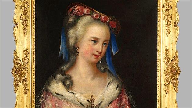 Princezna Charlotta de Rohan-Rochefort