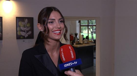 Miss Czech Republic 2020 Karolína Kopíncová