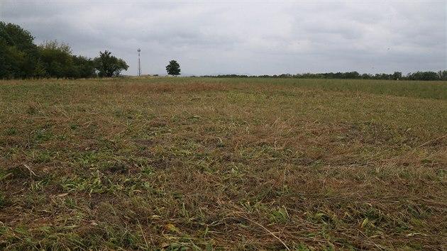 Společnost CPI Land Development chce postavit logistickı a vırobní areál o rozloze 25 tisíc metrů čtverečních na místě někdejšího letiště u Chabařovic.