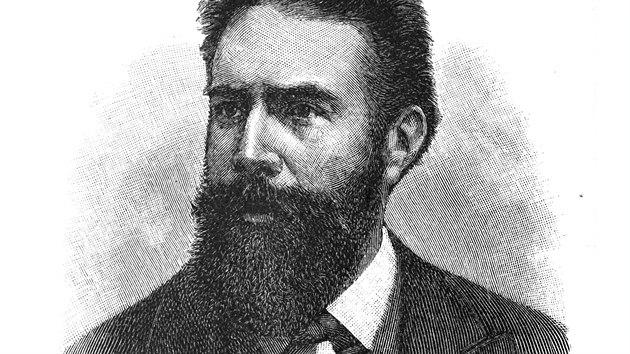 Německı fyzik Wilhelm Conrad Röntgen