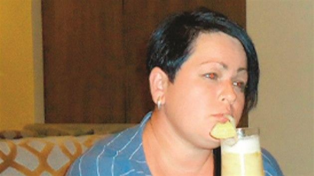 Andrea dřív vážila sto kilogramů a necítila se vůbec dobře.