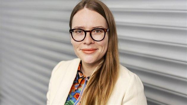 Designérka Caroline Liehrová