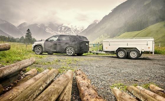 Hyundai Motor dokončuje testování zcela nového modelu Tucson.