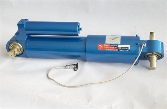 Magnetoreologickı tlumič vyvinutı vızkumníky z Fakulty strojního inženırství...