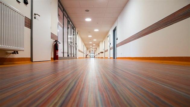 V náchodské nemocnici dostavěli dva nové pavilony (18.9.2020).