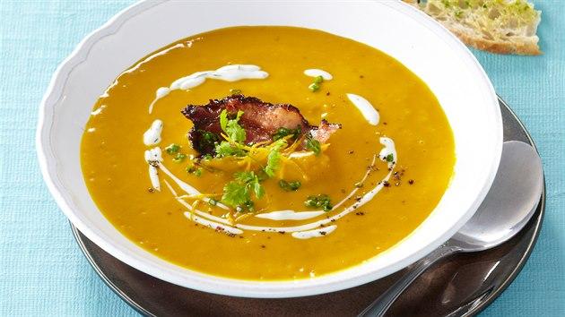 Dıňová polévka
