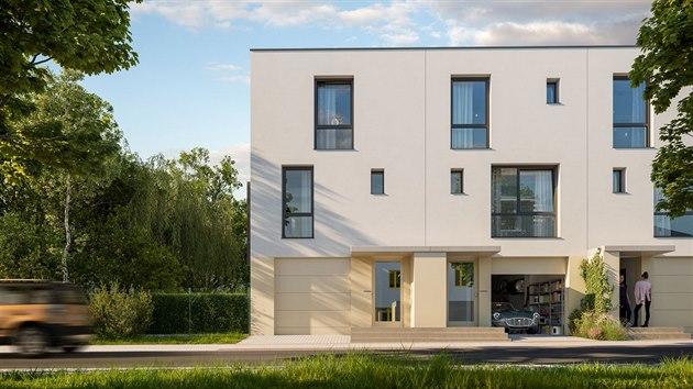 V pražských Ďáblicích vznikne nová rezidenční čtvrť Evergreen Ďáblice.