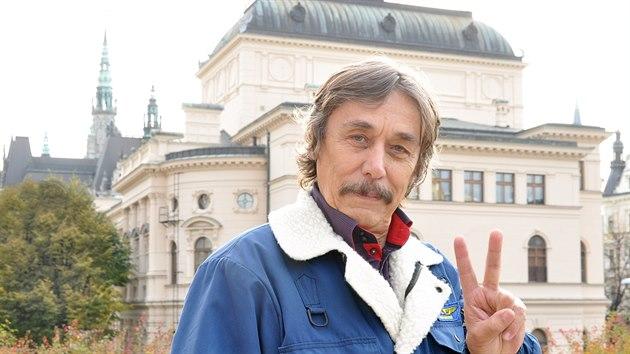 Zemřel herec Ladislav Dušek