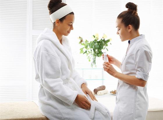 Do profesionálního kosmetického ošetření se vyplatí investovat.