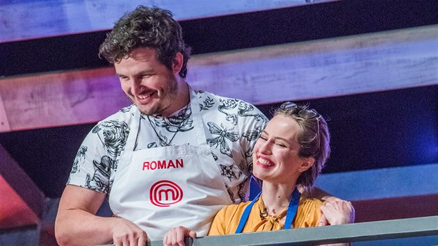 Roman s Pavlínou se stali prvními dvěma semifinalisty letošního ročníku.