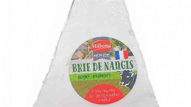 """""""Milbona"""" Brie de Nangis cca 100g"""
