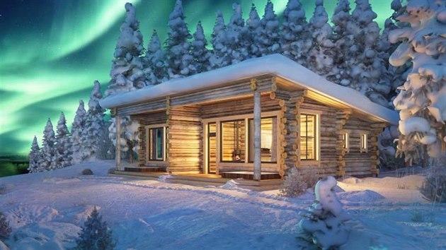 Ve Finsku najdete síť ubytování Wilderness Hotel.