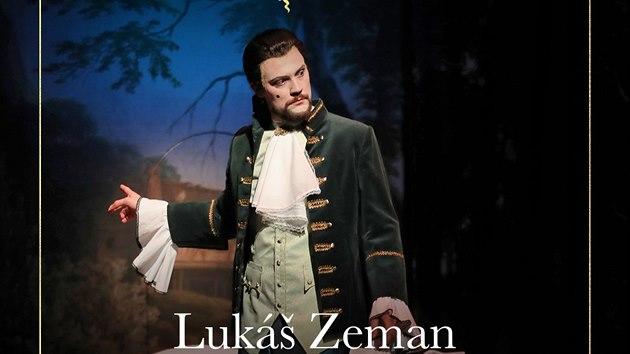 V kategorii opera získal Cenu Thálie Lukáš Zeman