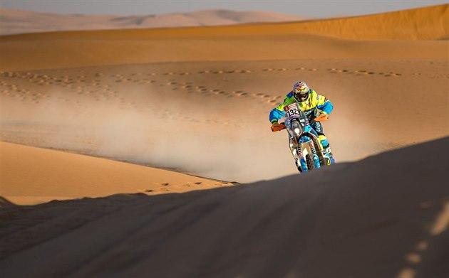 Tým Orion – Moto Racing Group vystartuje na dakarskou rallye v lednu 2021 po osmé.