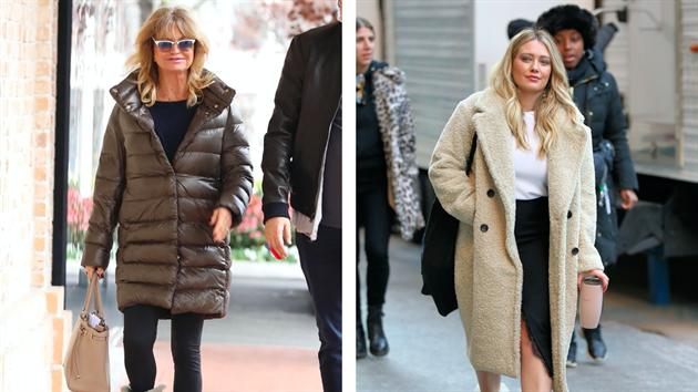 Goldie Hawnová či Hilary Duffová patří k milovnicím válenek.