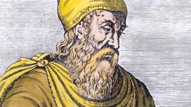 Podobizna Archiméda