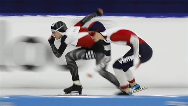 Karolina Bosieková (vlevo) a Nikola Zdráhalová na mistrovství Evropy ve...