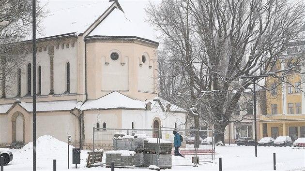 Revitalizace Podmokel začala ještě za předminulého vedení města, na jaře 2018.