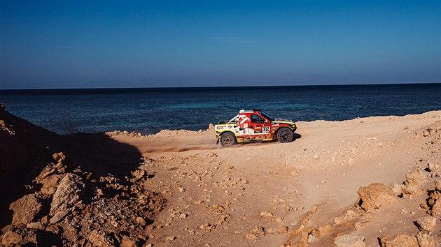 Martin Prokop na Rallye Dakar 2021.