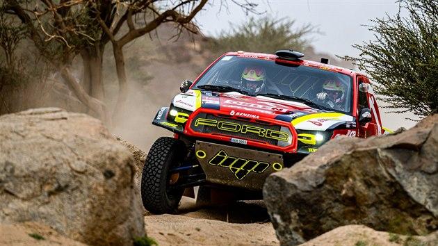 Martin Prokop během Rallye Dakar