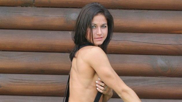 Theresa Ivanciková v době, kdy praktikovala jen lehké cvičení.