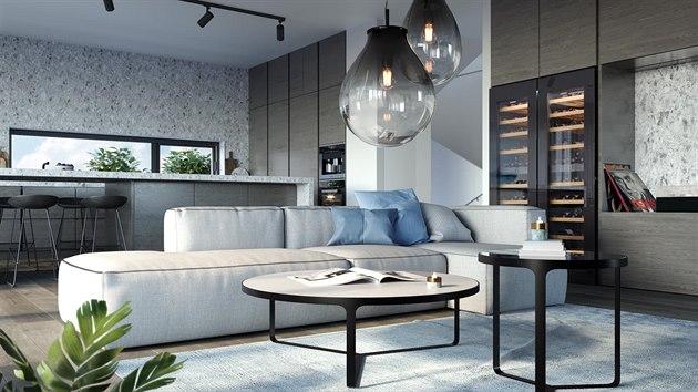 Luxusní byty na Smíchově - Císařská Vinice
