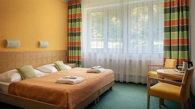Spa Resort Sanssouci v Karlovıch Varech