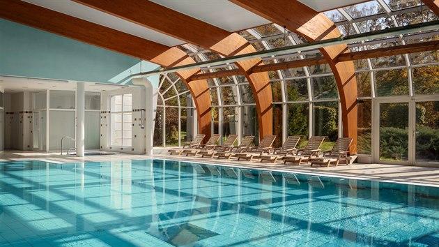 Bazén ve Spa Resortu Sanssouci
