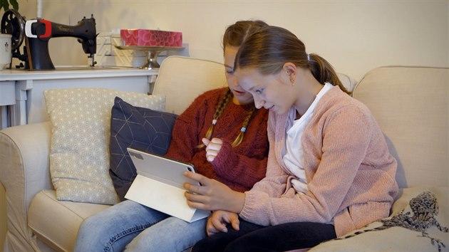 Děvčata si útulek vybrala na internetu. Klára jim poradila, ať vybírají především podle čistoty.