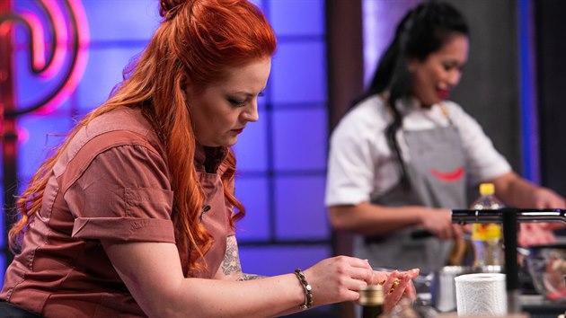 Lea během vaření v každičkém okamžiku věděla, co dělá. Vařila v klidu a s...
