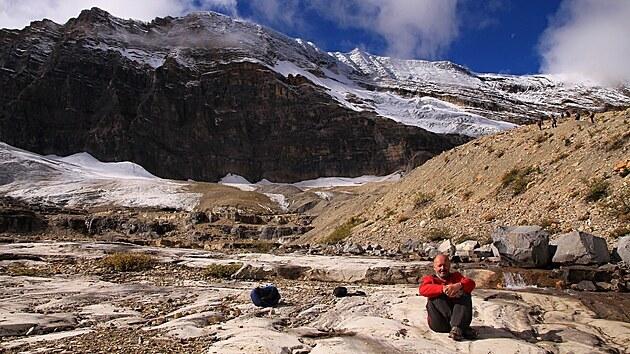 Ivo Petr tráví běžně tři měsíce z roku na cestách. Nejčastěji absolvuje horské přechody.