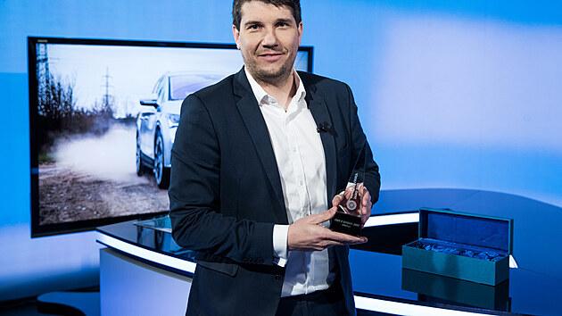 Jiří Maláček, šéf českého zastoupení Škody Auto hostem diskuzního pořadu Rozstřel na iDNES.cz