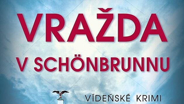 Obálka knihy Vražda v Schönbrunnu (2021)