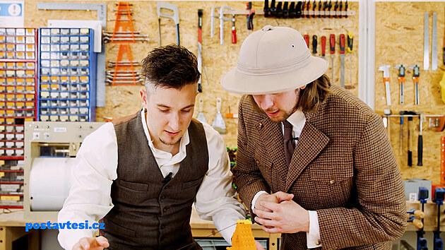 Hrajte si i bez návodů, nabádají děti online workshopy českıch makerů.