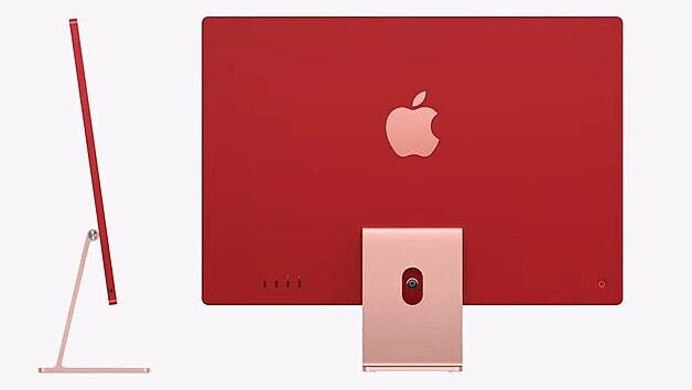 Novı iMac přichází s tenkım designem.