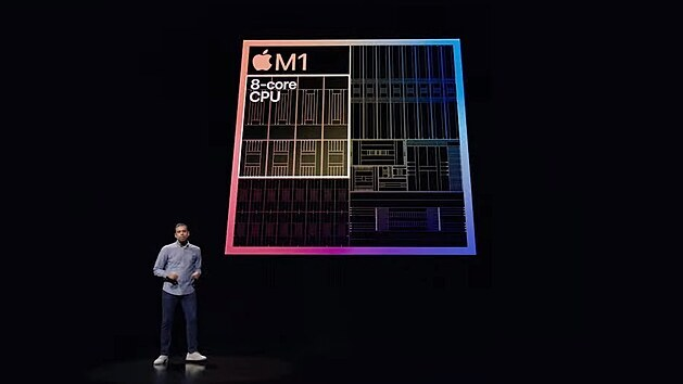 V novém iPadu Pro je čip M1.