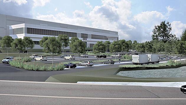 Ve Frıdlantu chce firma DGS postavit novou továrnu.