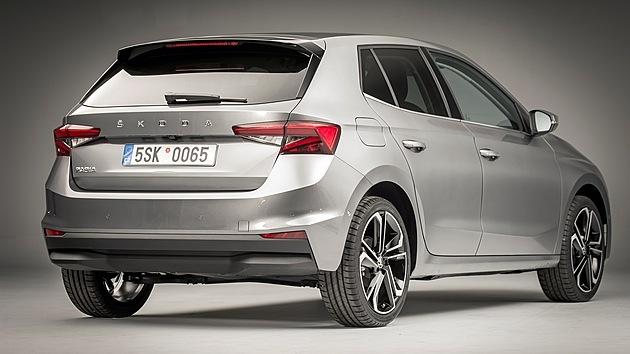 Škoda Fabia čtvrté generace
