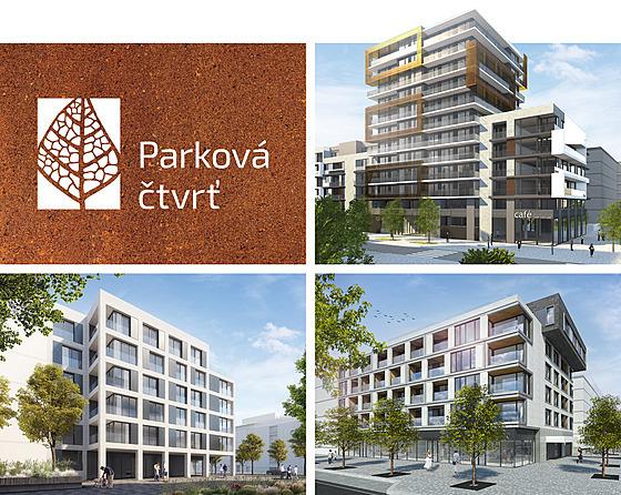 Vnové rezidenční čtvrti vzniknou luxusní byty s klimatizací a zdravou...