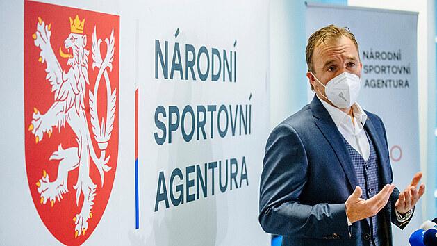 Předseda Národní sportovní agentury Milan Hnilička rezignoval (17. května 2021)